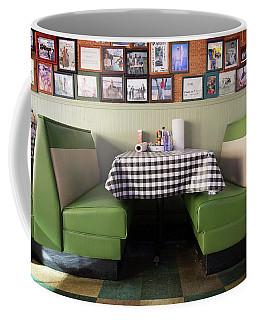 Restaurant Booth Coffee Mug