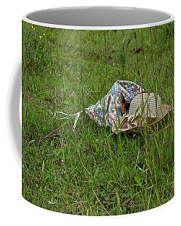 Coffee Mug featuring the photograph Resting Spot by Ann E Robson