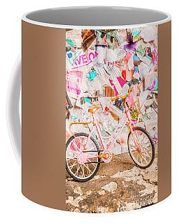 Retro City Cycle Coffee Mug