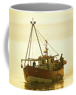 Returning To Harbour Coffee Mug