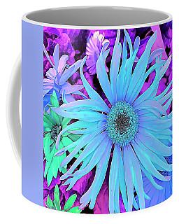 Rhapsody In Bleu Coffee Mug