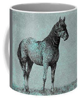 Coffee Mug featuring the photograph Rhapsody In Blue by Mary Hone