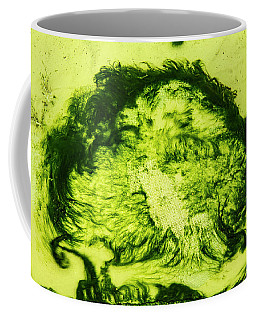 Rhapsody In Green Coffee Mug