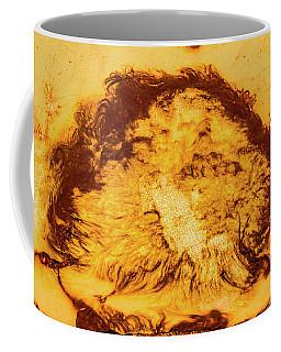 Rhapsody In Yellow Coffee Mug
