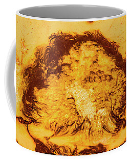Rhapsody In Yellow Coffee Mug