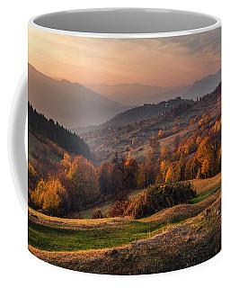 Rhodopean Landscape Coffee Mug