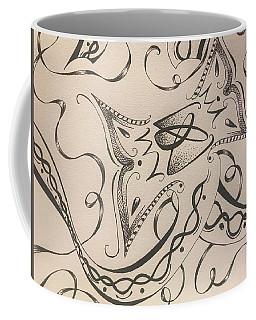 Ribbons Coffee Mug