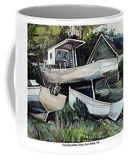 Richardson Boat Shop Coffee Mug