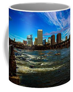 Richmond On The James  Coffee Mug