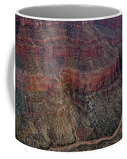 Ridge Lines Coffee Mug