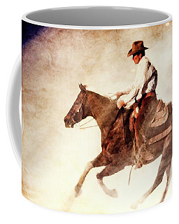Riding The Light Coffee Mug