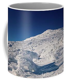 Rime And Snow, And Mountain Trolls. Coffee Mug