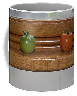 Ripening Tiny Tomatoes Coffee Mug
