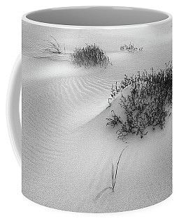 Coffee Mug featuring the photograph Ripples, Crane Beach Ipswich Ma. by Michael Hubley