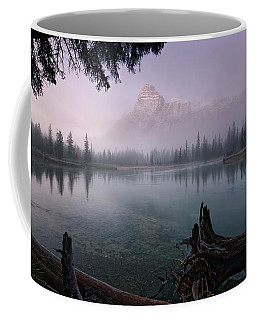Rising From The Fog Coffee Mug