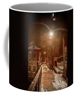 River Bridge Coffee Mug