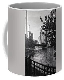 River Fence Coffee Mug