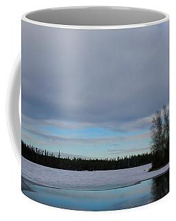 Rivers Wandering Coffee Mug