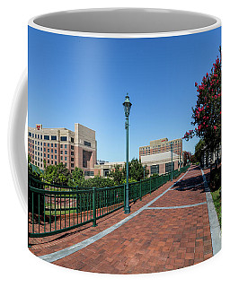 Riverwalk Downtown Augusta Ga Coffee Mug