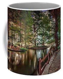 Riverwalk Early Morning I Coffee Mug