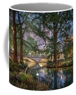 Riverwalk Early Morning II Coffee Mug