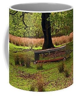 Rivington. Terraced Gardens. Feeding Trough. Coffee Mug