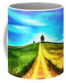 Road Of Life Coffee Mug