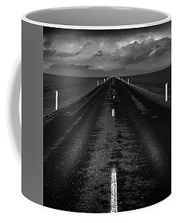 Road One, Iceland Coffee Mug