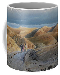 Road To Emmaus Coffee Mug