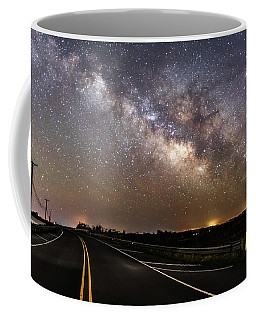 Road To Milky Way Coffee Mug