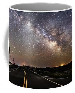 Road To Milky Way Coffee Mug