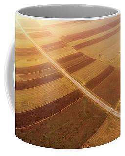 Road To Sun Coffee Mug