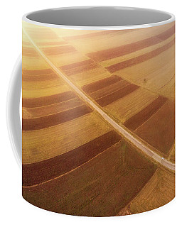 Road To Sun Coffee Mug