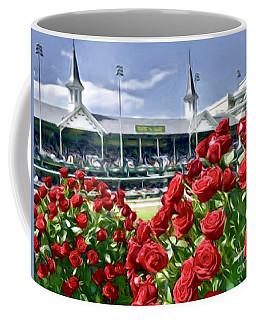 Road To The Roses Coffee Mug