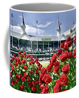 Road To The Roses Coffee Mug