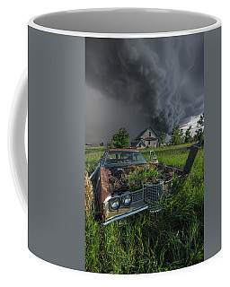 Road's End  Coffee Mug
