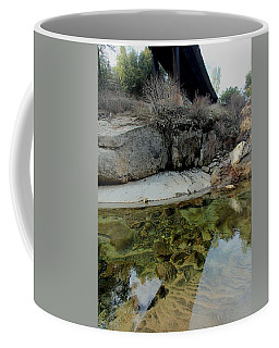 Coffee Mug featuring the photograph Roads Less Travelled by Sean Sarsfield
