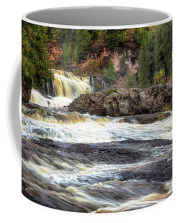 Roaring Gooseberry Falls Coffee Mug