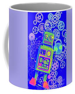 Robot Reboot Coffee Mug