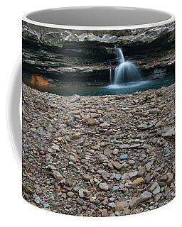 Rock Circle Coffee Mug