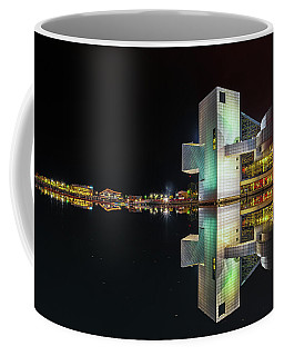 Rock Hall Reflections  Coffee Mug