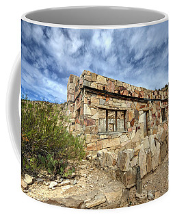 Rock House Coffee Mug