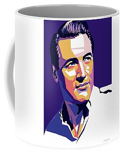 Rock Hudson Coffee Mug