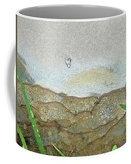 Rock Stain Abstract 5 Coffee Mug
