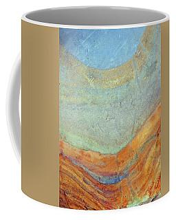 Rock Stain Abstract 7 Coffee Mug