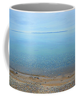 Coffee Mug featuring the photograph Rockhounder's Paradise by SimplyCMB