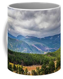 Rockies - Clouds Coffee Mug