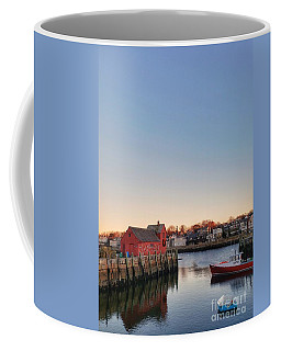 Rockport Massachusetts  Coffee Mug