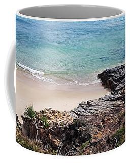 Rocks Sand And Water  Coffee Mug