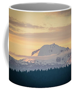 Rocky Cathedrals That Reach To The Sky Coffee Mug